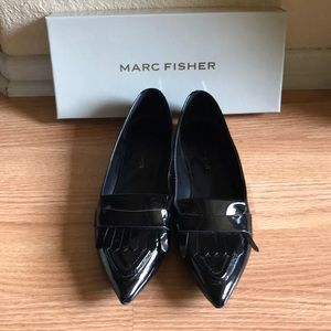 Mark Fisher Sunnie Patent flats